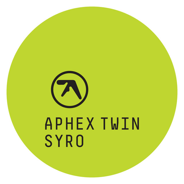 Cover art for album Syro by Aphex Twin