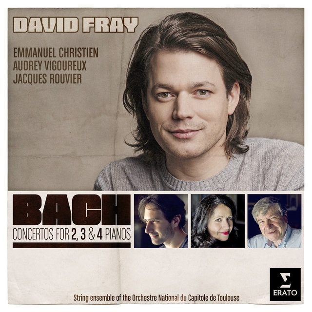 Bach: Concertos for 2, 3 and 4 Pianos