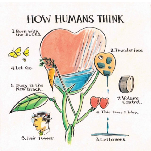 How Humans Think