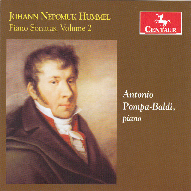 Hummel: Piano Sonatas, Vol. 2
