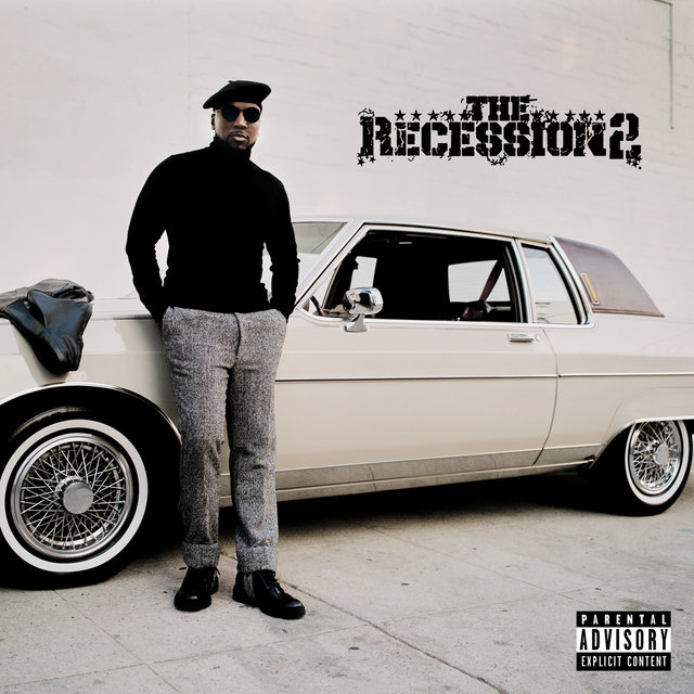 Cover art for album The Recession 2 by Jeezy