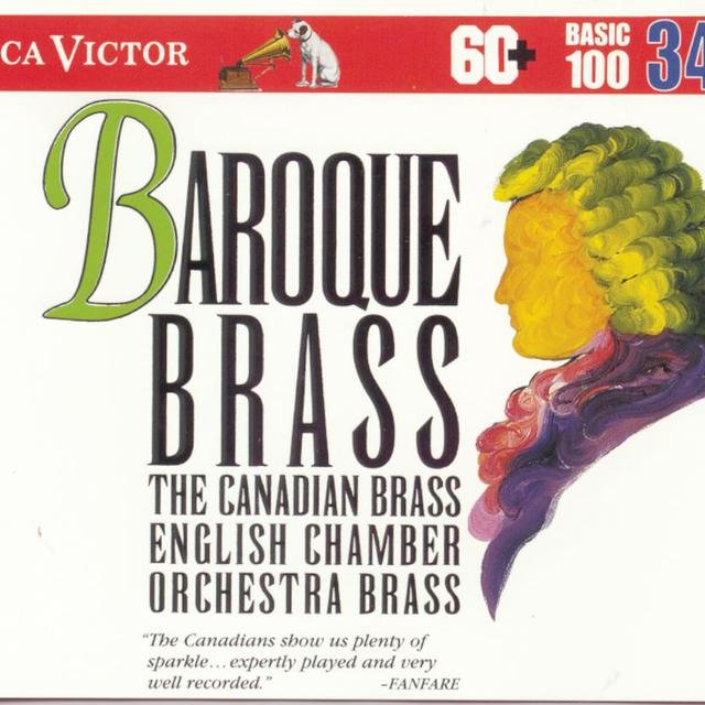 Baroque Brass, Basic 100 Vol.34