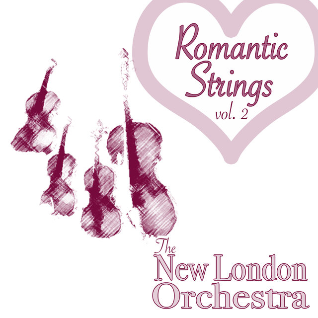 Romantic Strings Volume Two