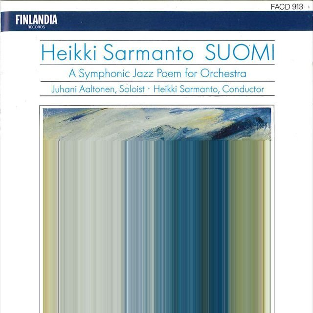 Sarmanto : Suomi - A Symphonic Jazz Poem for Orchestra