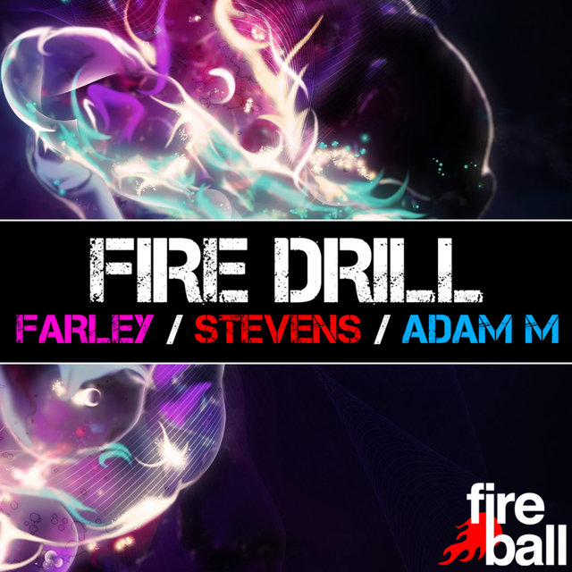 Fire Drill - Mixed by Adam M