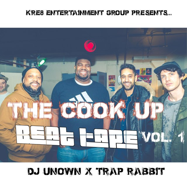 The Cook Up : Beat Tape, Vol. 1