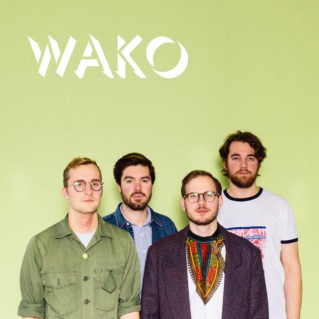 Cover art for album Wako by Wako
