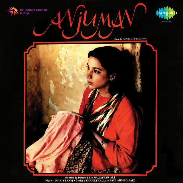 Anjuman (Original Motion Picture Soundtrack)