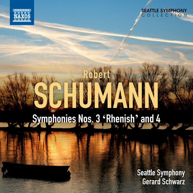 Schumann: Symphonies Nos. 3 and 4