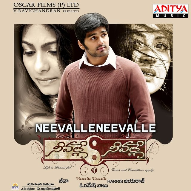 Neevalle Neevalle (Original Motion Picture Soundtrack)
