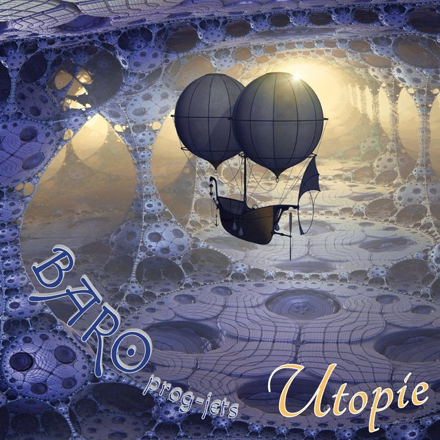 Cover art for album Utopie by Baro Prog-jets