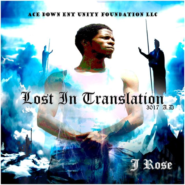 Cover art for album Lost in Translation by J Rose
