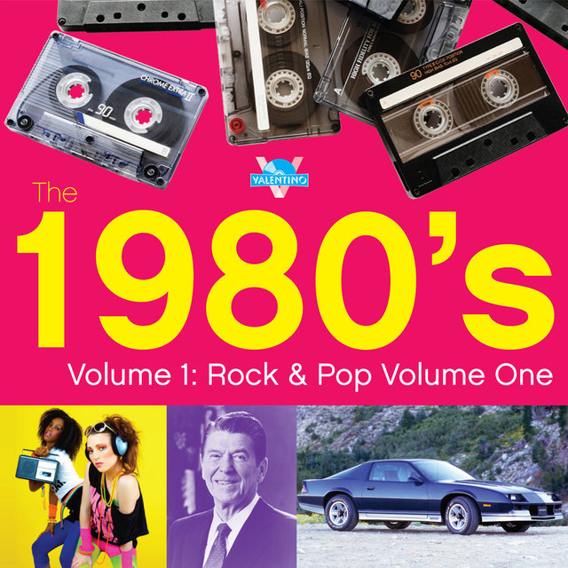 1980s Rock & Pop, Vol. 1