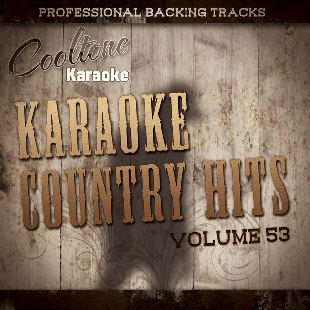 Karaoke Country Hits, Vol. 53