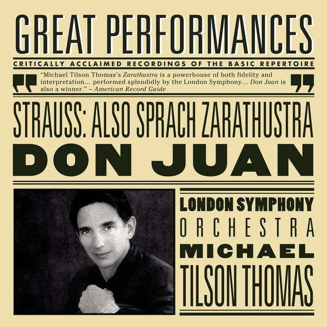 Richard Strauss: Also sprach Zarathustra, Op. 30, TrV 176 & Don Juan, Op. 20, TrV 156