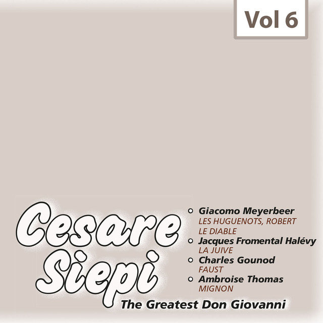 The Greatest Don Giovanni, Vol. 6