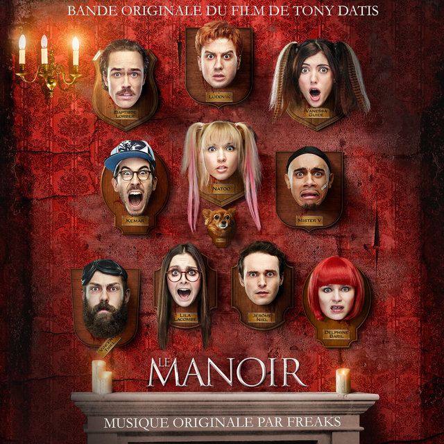 Le Manoir (Bande originale du film)