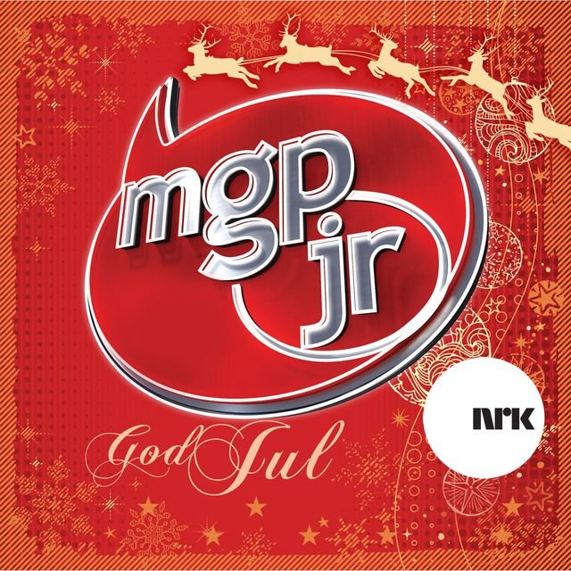 God jul med MGP Jr.