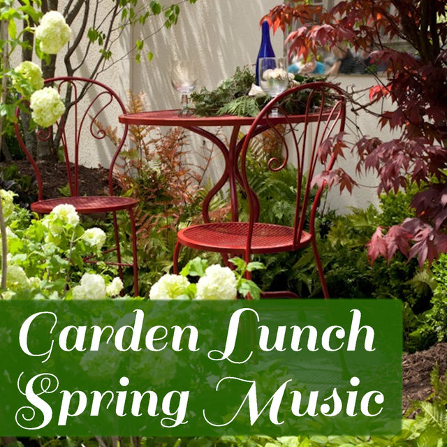 Garden Lunch Spring Music