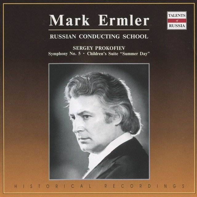 Russian Conducting School: Ermler, Mark(1978, 1981)
