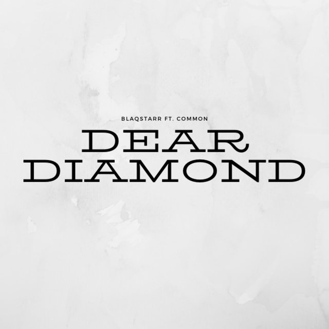 Dear Diamond (feat. Common)