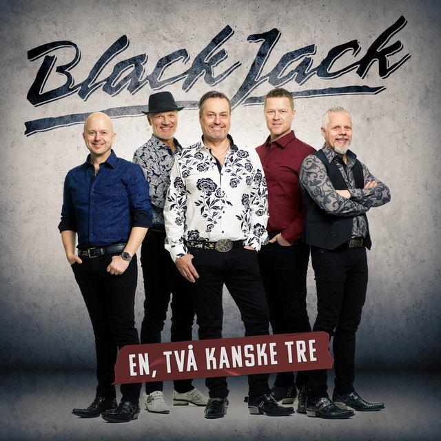 Cover art for album En, två kanske tre by BlackJack