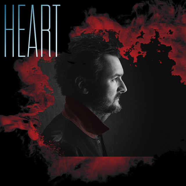 Cover art for album Heart by Eric Church