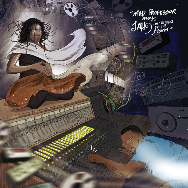 Mad Professor Meets Jah9 In The Midst Of The Storm