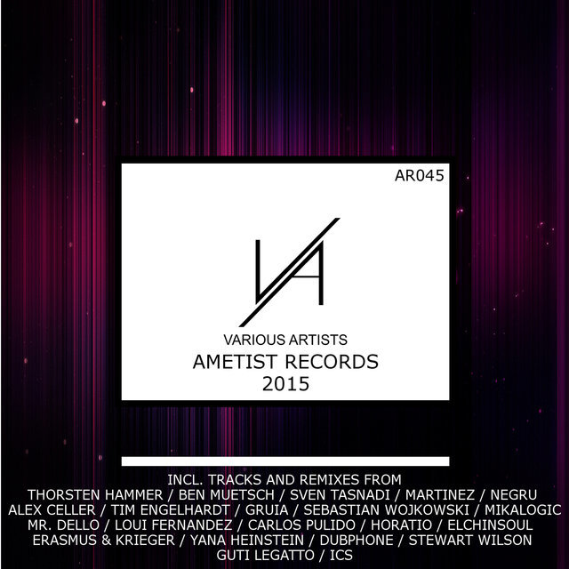 Ametist Records V.A. Winter Compilation 2015