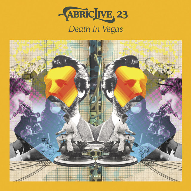 FABRICLIVE 23: Death In Vegas