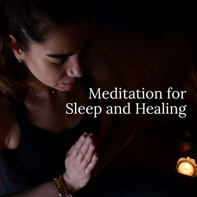 Meditation for Sleep and Healing: Insomnia Relief, Nighttime Sleep Aid, Dreamy Music, Bed Rest