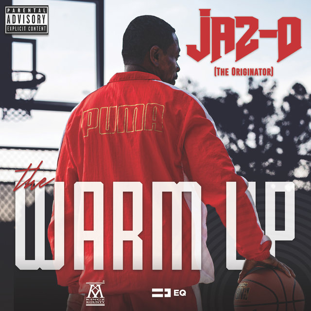 Cover art for album The Warmup by Jaz-O