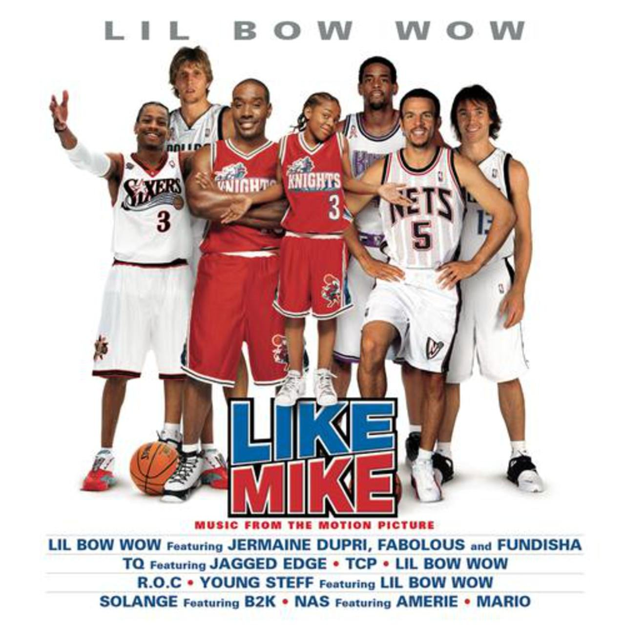 Bow wow tidal music from the motion picture like mikelike mike motion picture soundtrack nvjuhfo Image collections