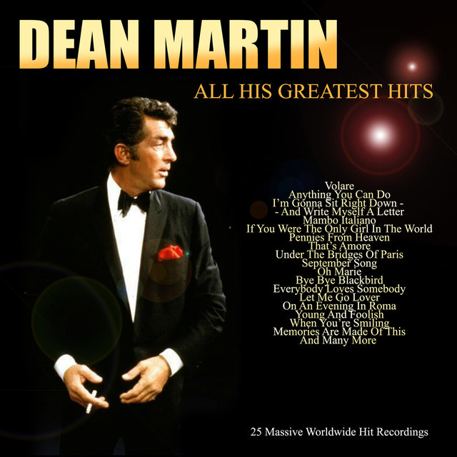 Dean Martin - All His Greatest Hits