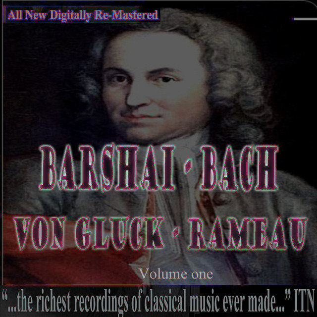 Barshai - Bach, Gluck, Rameau Volume One