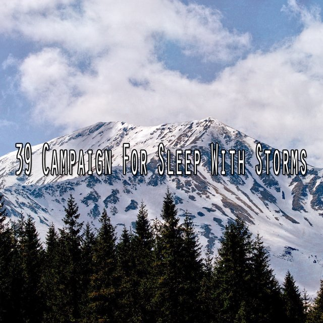 39 Campaign for Sleep with Storms