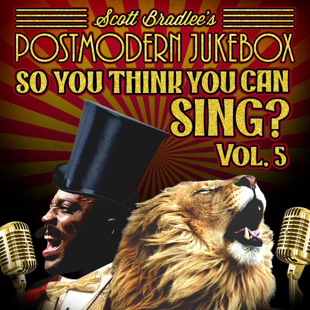 So, You Think You Can Sing? Vol. 5 (Official PMJ Karaoke Tracks)