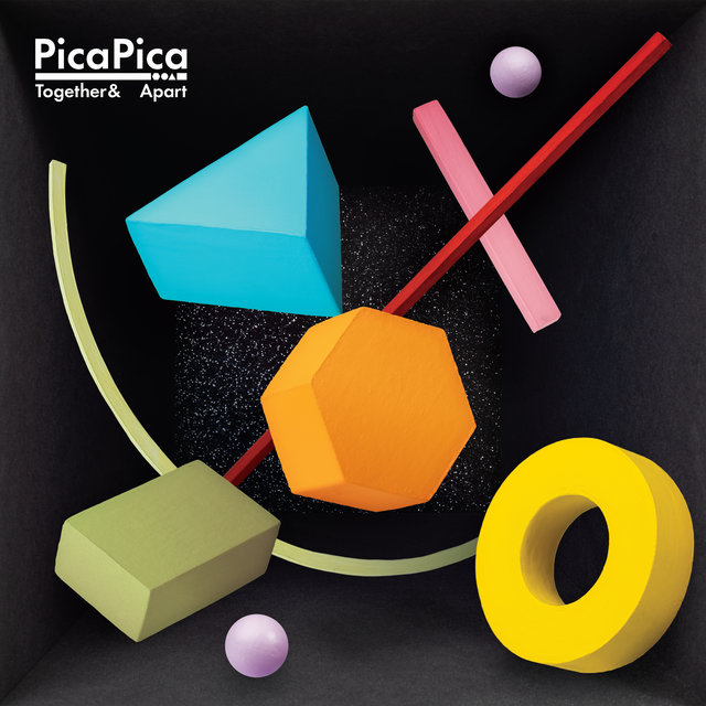 Cover art for album Together & Apart by PicaPica