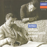 Britten: Nocturne for tenor, 7 obligato instruments & strings, Op.60 - 5.