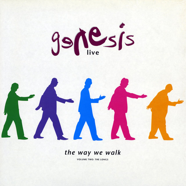 Live - The Way We Walk, Volume Two: The Longs