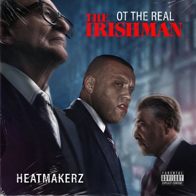 Cover art for album The Irishman by Ot the Real
