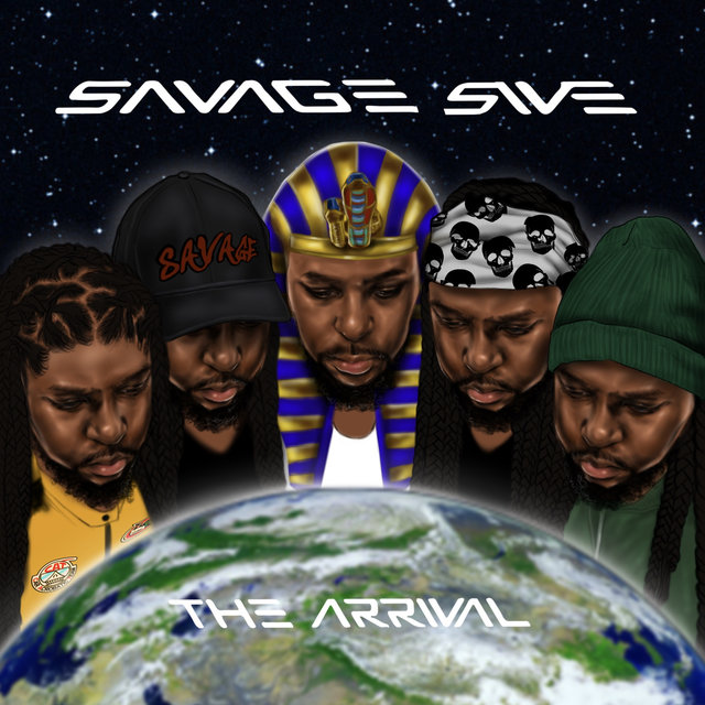 Savage 5ive: The Arrival