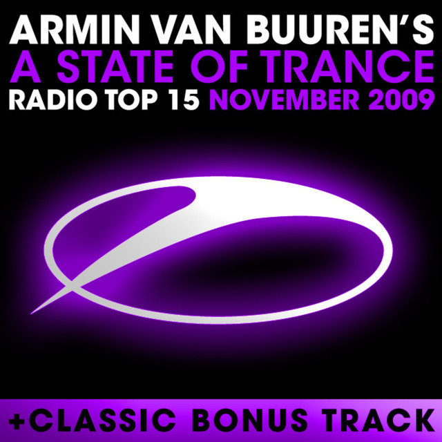 A State Of Trance Radio Top 15 - November 2009