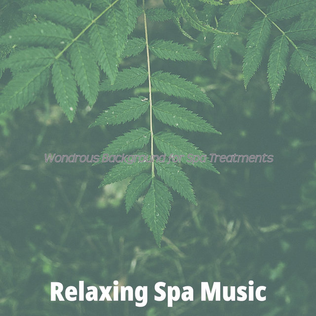 Wondrous Background for Spa Treatments
