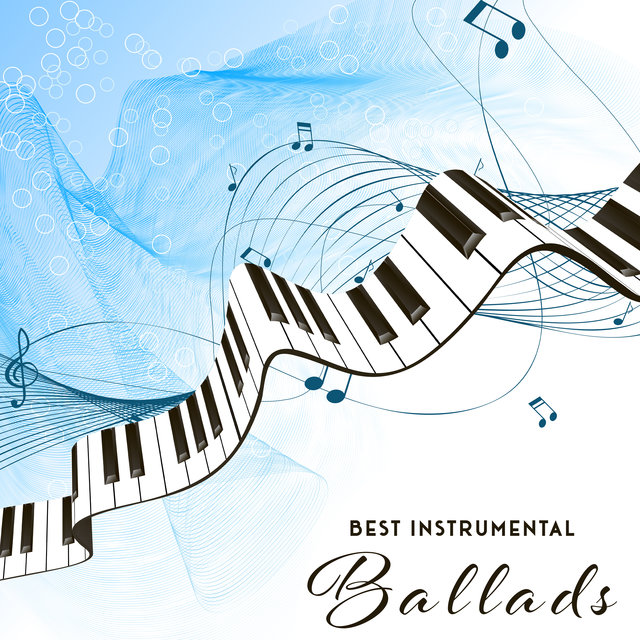 Best Instrumental Ballads: Jazz Collection of Gentle Music, Creating a Romantic Mood, Sensual Vibe and Unique Relaxing Ambience