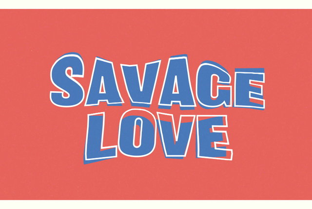 Savage Love (Laxed - Siren Beat) (BTS Remix - Official Lyric Video)