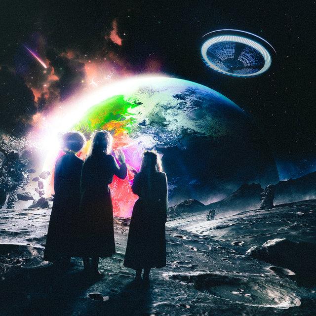 Cover art for album Eternal Atake by Lil Uzi Vert