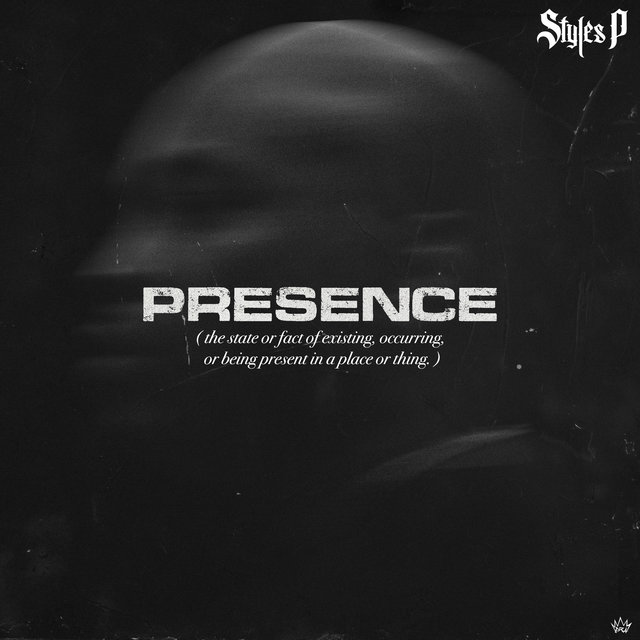Cover art for album PRESENCE by Styles P
