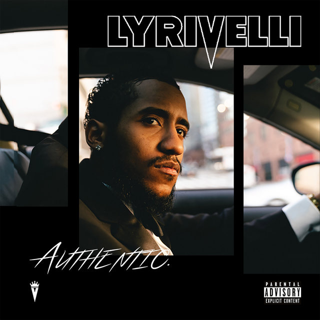 Cover art for album Authentic by Lyrivelli