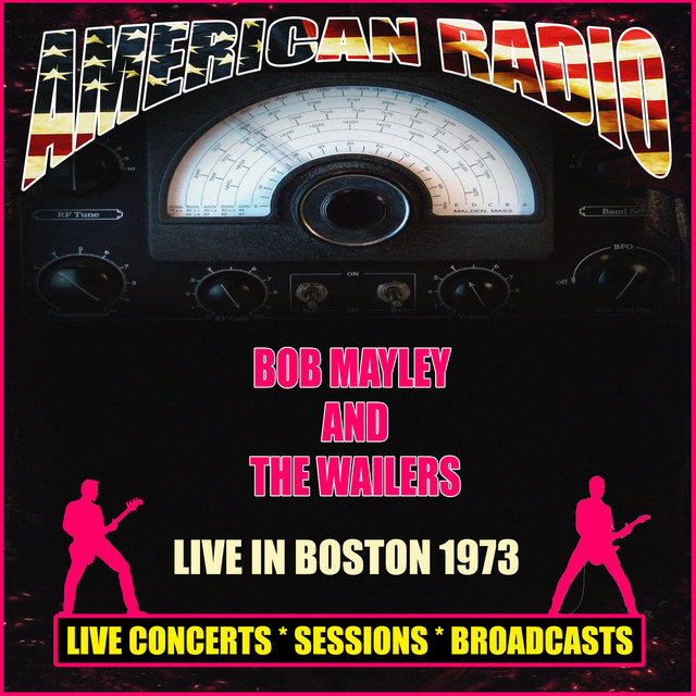 Live in Boston 1973